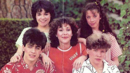 Parchis 1985