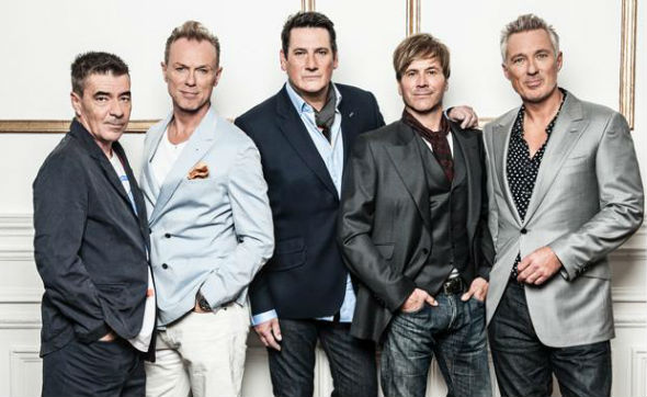 spandau ballet visitar n nuestro pa s en junio yo fui a egb. Black Bedroom Furniture Sets. Home Design Ideas