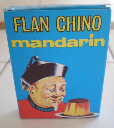 Flan chino