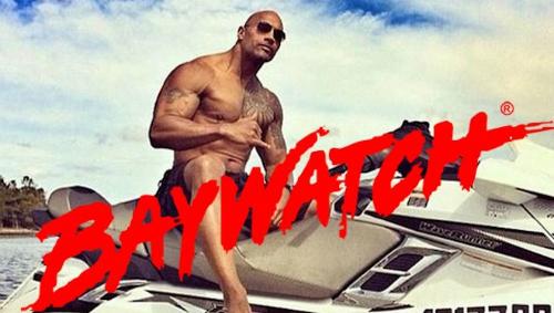 Baywatch remake