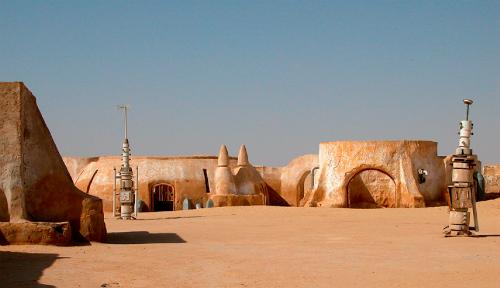 Casa de Obi Wan