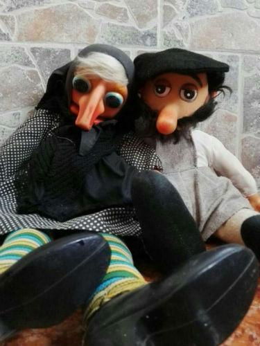 Rogelia y Macario