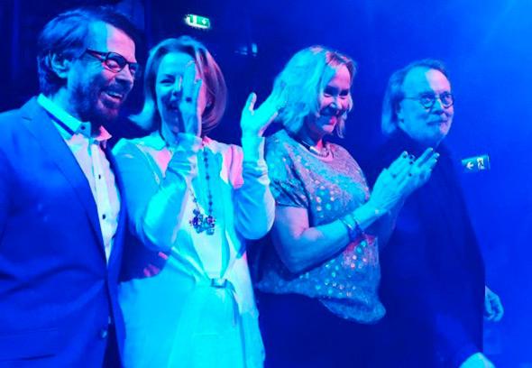 ABBA-reunion