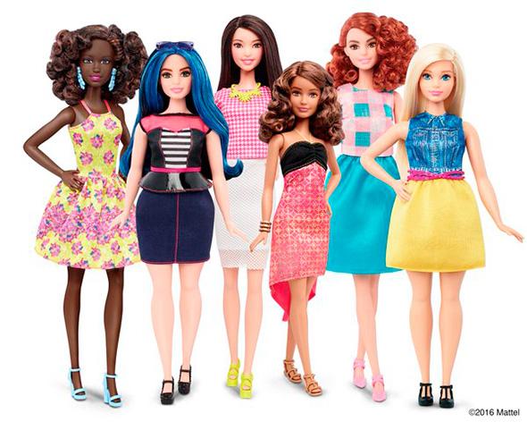 Barbie-con-curvas