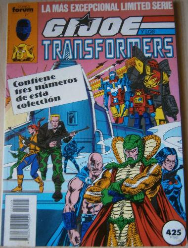 Gi Joe Transformers