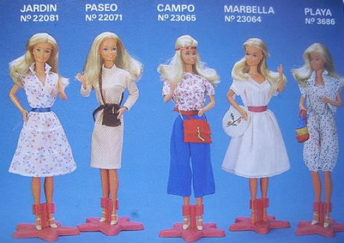 Barbies