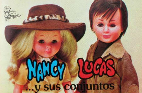 Nancy y Lucas