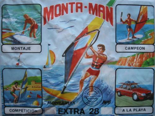 Montaman deporte