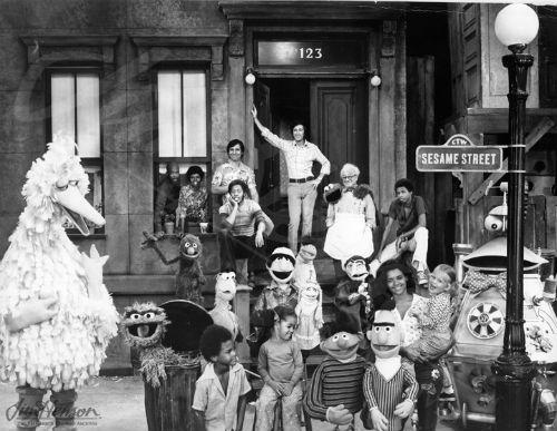 Sesam street 1969