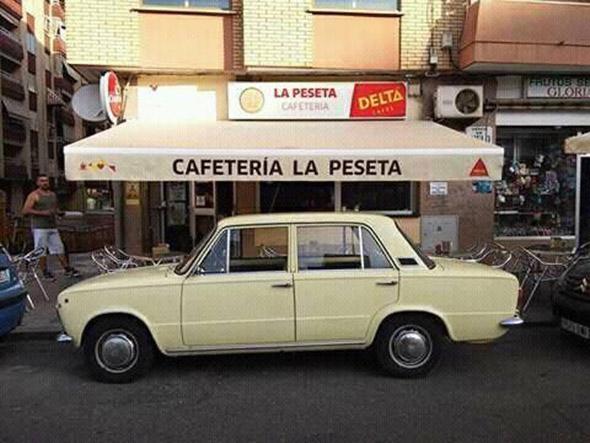 la-peseta