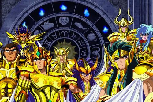 Los caballeros del zodíaco tendrán su versión